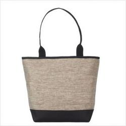 SignatureTote Bag Fabric: Sabbia Pewter