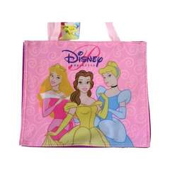 Disney Princess Tote Bag Purse : Cinderella Aurora & Belle