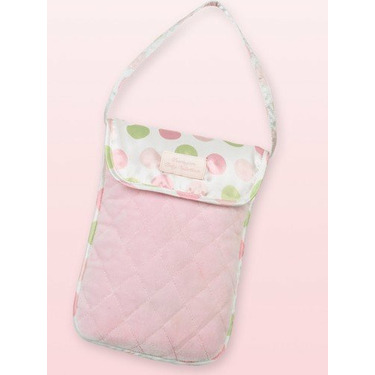 Bearington Collection Purrfect Kitty Diaper / Wipe Holder