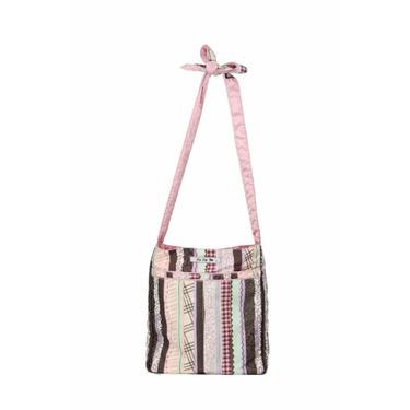 Ju Ju Be - Be Light Diaper Bag in Julia's Ribbons