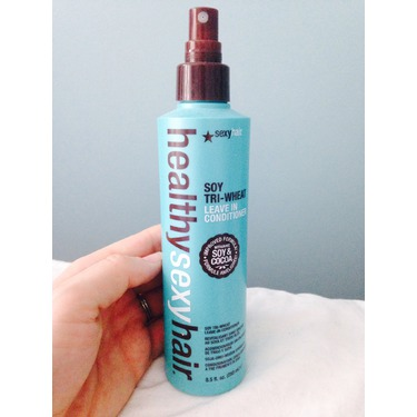 Healthy Sexy Hair Soy-Tri-Wheat Leave In Conditioner