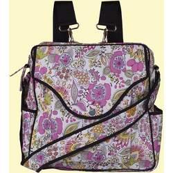 Baby Kaed Designer Diaper Bag - DHARA - Double Happiness