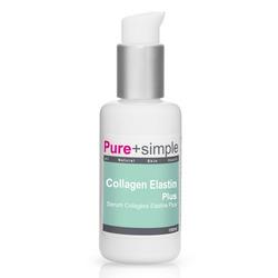 Pure+simple Collagen Elastin Plus Serum