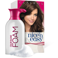 Clairol Nice 'n Easy Color Blend Foam