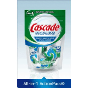Cascade All in One Action Packs