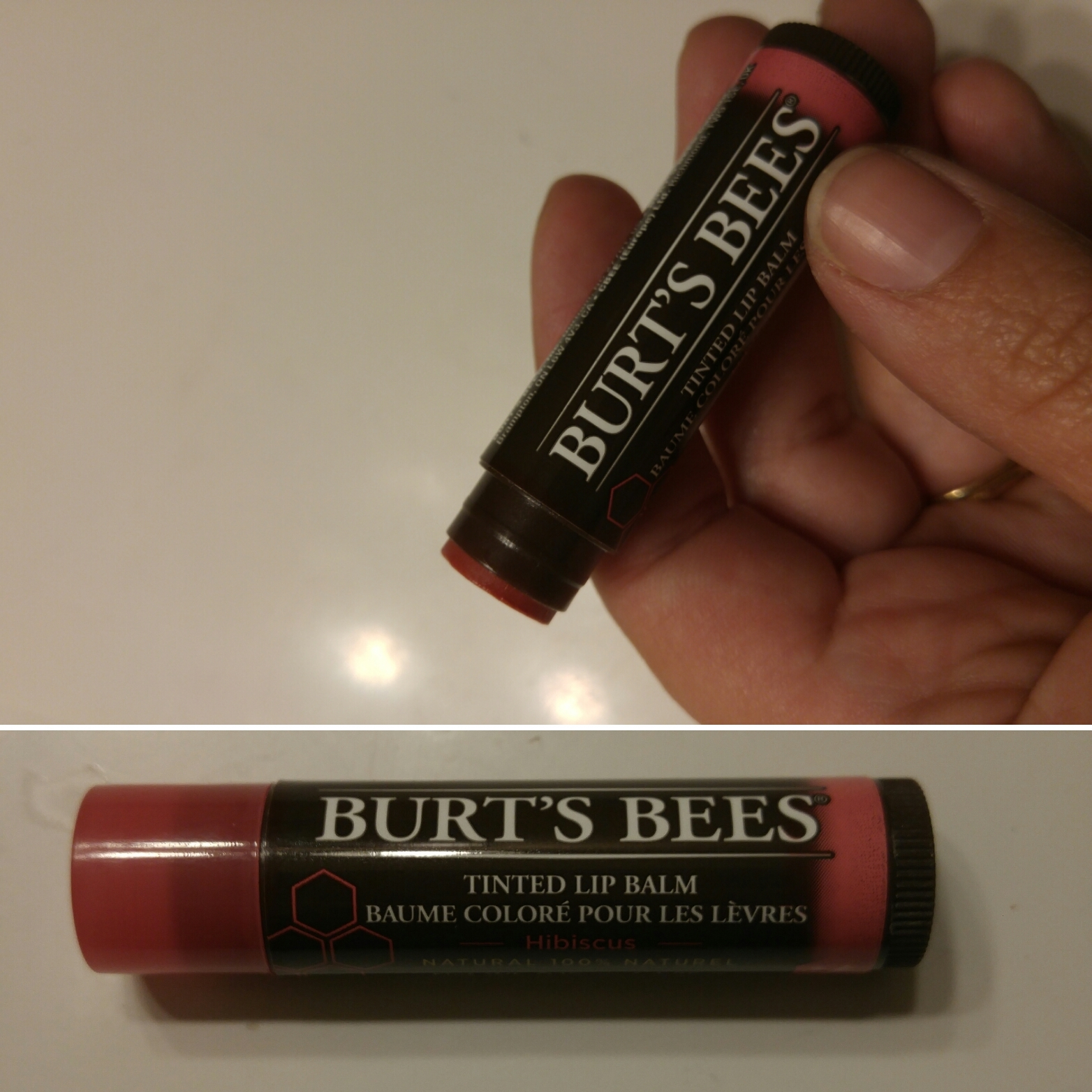 Burt S Bees Tinted Lip Balm Reviews In Lip Balms Treatments Chickadvisor