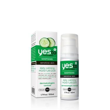 Yes to Cucumbers Daily Calming Moisturizer
