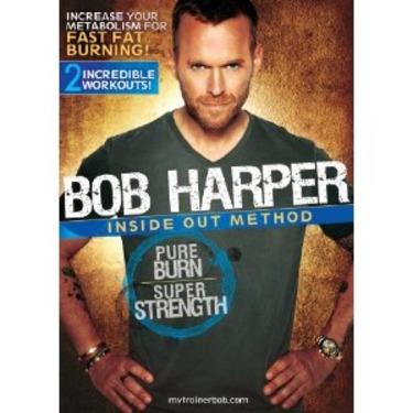Bob Harper's Pure Burn Super Strength