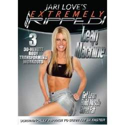 Jari Love Lean Machine Workout Video