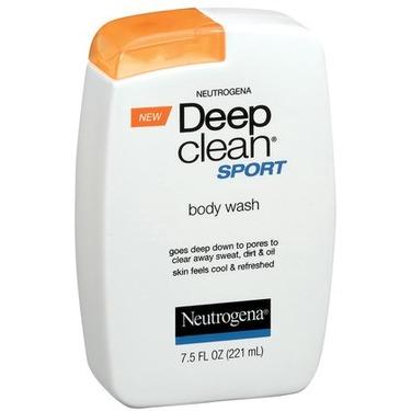 Neutrogena Deep Clean Sport Body Wash