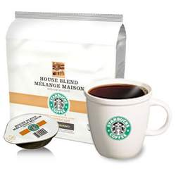 Starbucks House Blend T Disc