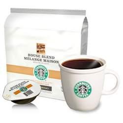 Starbucks House Blend T Disc