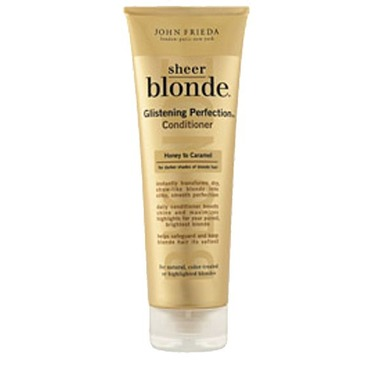 John Frieda Sheer Blonde Color Renew Tone Correcting Shampoo