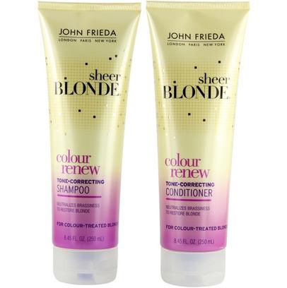 John Frieda Sheer Blonde Color Renew Tone Correcting