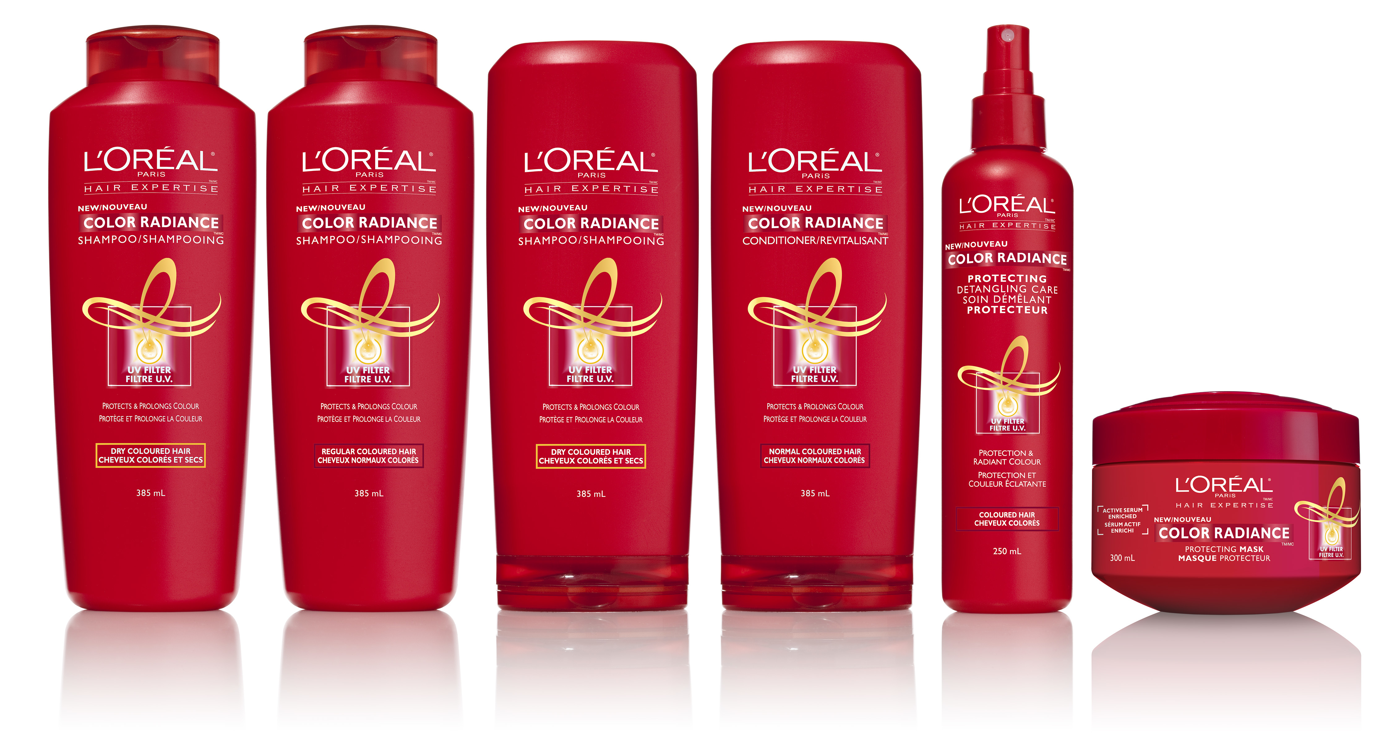 Loreal Hair Expertise Color Radiance Conditioner Reviews In
