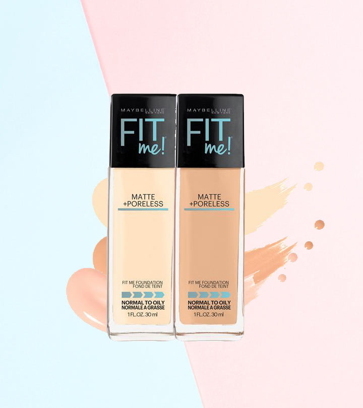 Maybelline New York Fit Me Hydrate Smooth Foundation