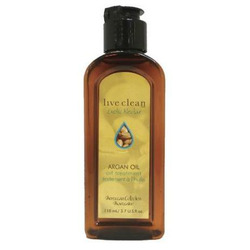Live Clean Argan Oil