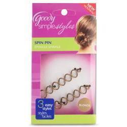 Goody Spin Pins