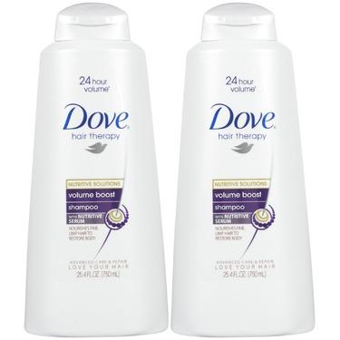Dove Damage Therapy Volume Boost Shampoo & Conditioner