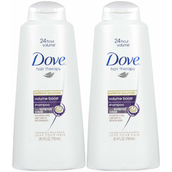 Dove Damage Therapy Volume Boost Shampoo & Conditioner
