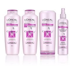 L'Oreal Hair Expertise Nutri-Shimmer Shampoo, Conditioner and Leave-in
