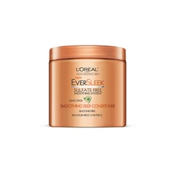 L'Oreal EverSleek Sulfate-Free Smoothing System Smoothing Deep Conditioner Masque