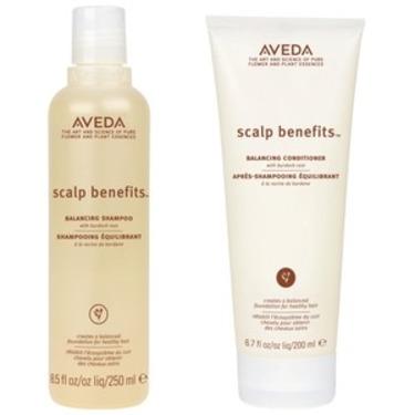 Aveda Scalp Benefits Shampoo and Conditioner
