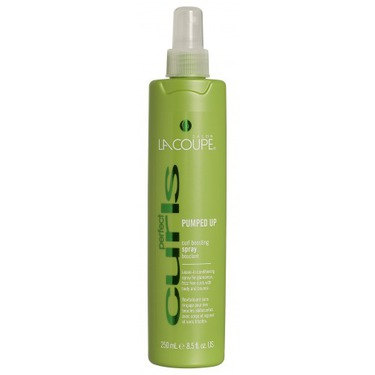 La Coupe Pumped Up Curl Boosting Spray