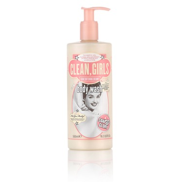 Soap & Glory Clean, Girls Body Wash