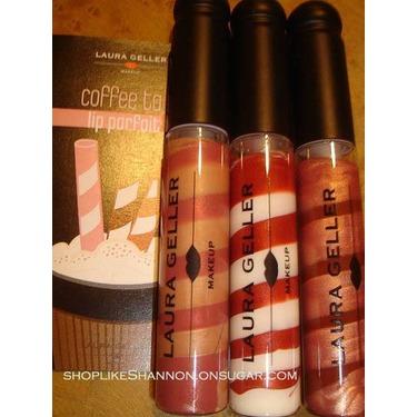 Laura Geller Coffee Talk Lip Parfaits Lip Gloss