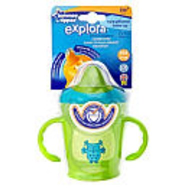 Tommee Tippee Explora Truly Spill Proof Trainer Cup