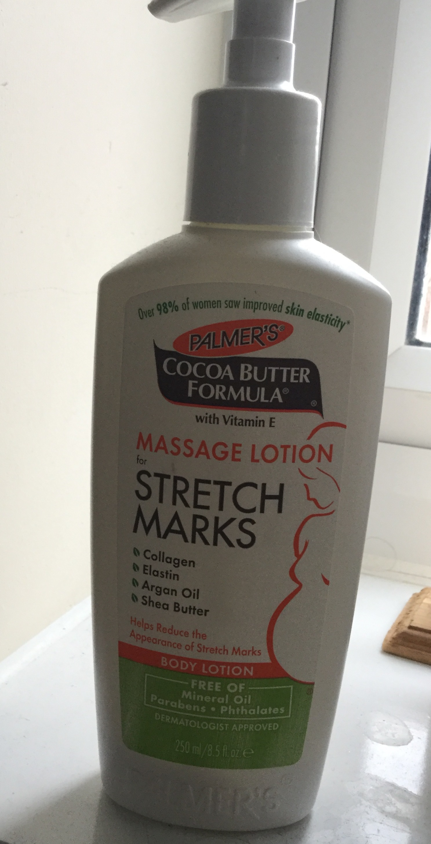 Palmer S Cocoa Butter Formula Massage Lotion For Stretch Marks