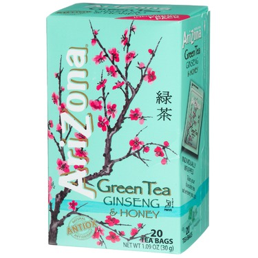 Arizona Green Tea with Ginseng and Honey