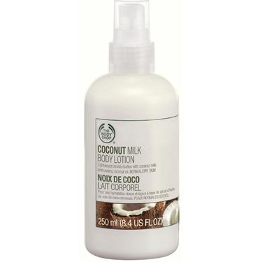 Body Shop Coconut Milk Body Lotion