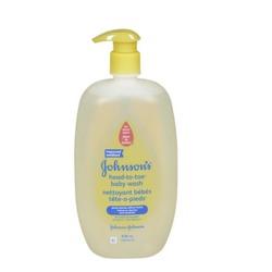 Johnson's Baby Head-to-Toe Baby Wash