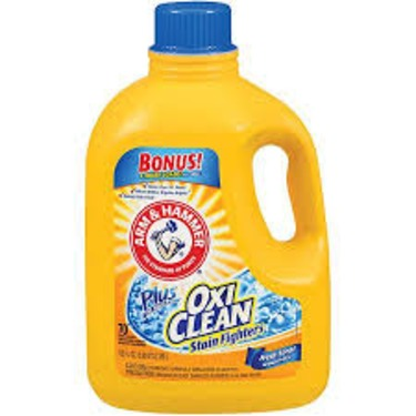 Arm & Hammer Plus OxiClean Liquid Detergent