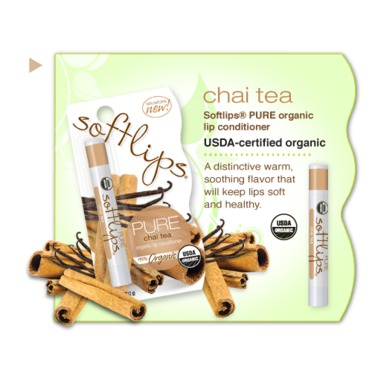 Softlips® Lip Balm in Chai Tea
