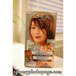 L'Oreal Feria Professional Color Moisturizing Treatment