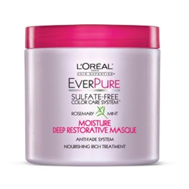 L'Oreal EverPure Sulfate Free Moisture Deep Restorative Masque