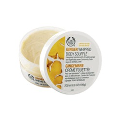 The Body Shop Ginger Body Souffle