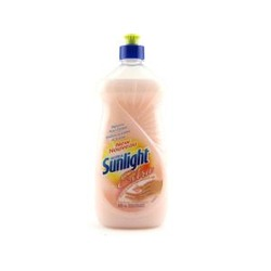 Sunlight Ultra Liquid Extra Dishwashing Liquid with Soy Extract