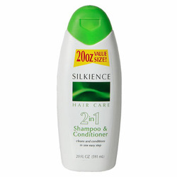Silkience 2 in 1 Shampoo and Conditioner