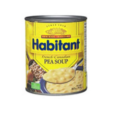 Habitant Yellow Pea Soup