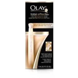 Olay Total Effects 7 In 1 Anti-Aging Eye Cream Dark Circle Minimizing Brush
