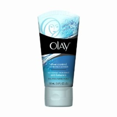 Olay Shine Control Lathering Cleanser