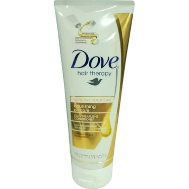 Dove® Nutritive Therapy Nourishing Oil Care Daily Treatment Conditioner