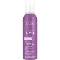 John Frieda Sheer Blonde Colour Renew Tone Correcting Mousse