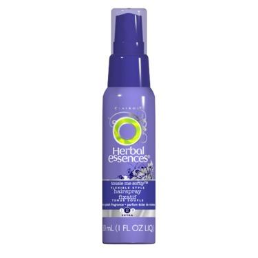 Herbal Essences Tousle Me Softly Finishing Spray