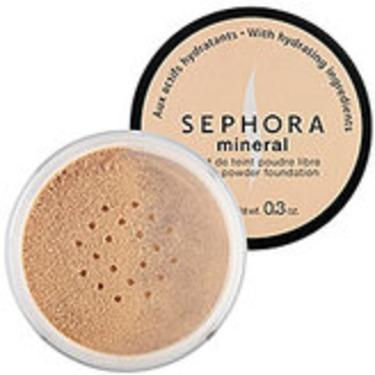 Sephora Mineral Foundation Loose Pownder