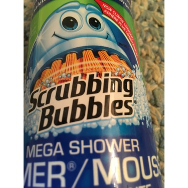 Scrubbing Bubbles Mega Shower Foamer